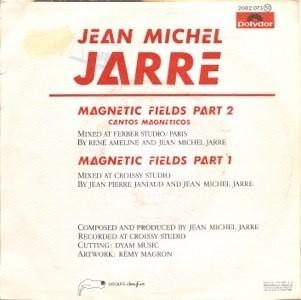 les chants magnétiques 1,jean michel jarre, les chants magnétiques