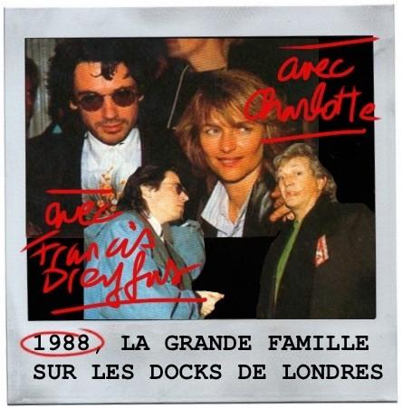 Docklands,jean michel jarre,charlotte rampling,1988
