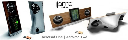 Jarre technologies,aeropad one,aeropad two