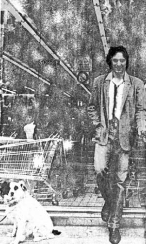 coupure presse,1983,musique pour supermarche