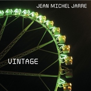 vintage,album téo et téa,jean michel jarre
