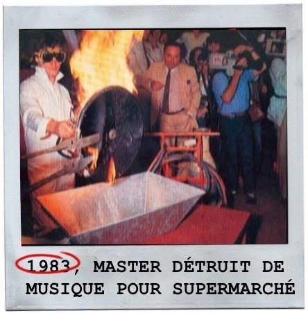 Musique pour supermarché,master,jean michel jarre,1983