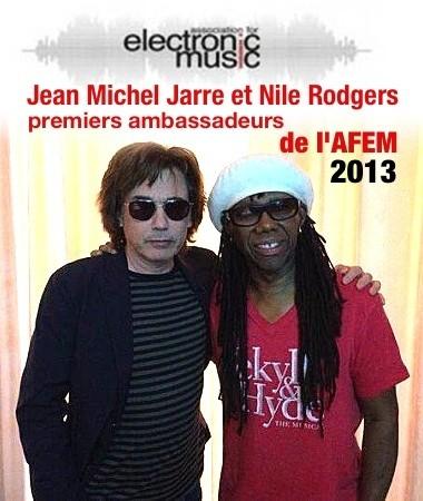 2013,droits d'auteur,ibiza, jean michel jarre, nile rodgers, afem,2013