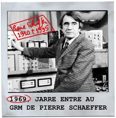Pierre schaeffer, grm, jean michel jarre
