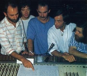 Jarre team, 1986