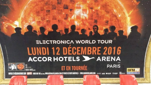 electronica world tour