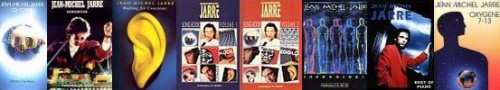 Partitions,jean michel jarre