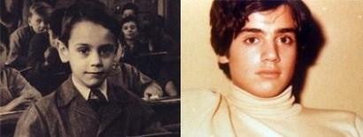 Jean michel jarre,enfant,adolescent