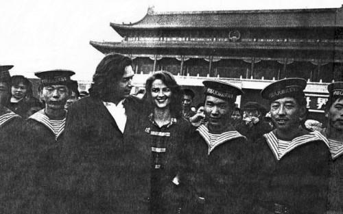 Les concerts en chine,1981