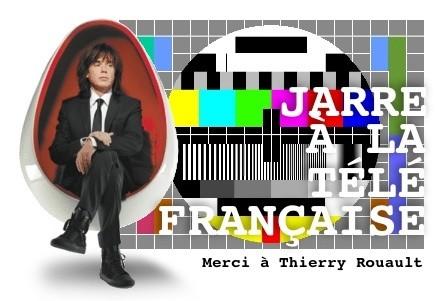 Jean michel jarre,television,émissions télé,TV
