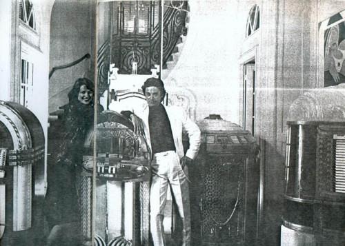 1982,1981,les concerts en chine,coupure presse,chine,shanghai,pékin