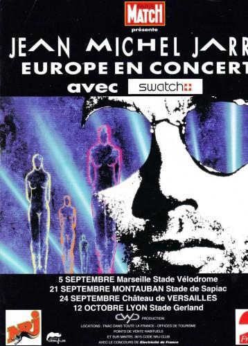 coupure presse,1993,mont-saint-michel,europe en concert,versailles