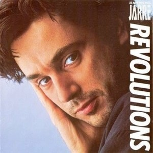Jean michel jarre,revolutions,single,45 tours