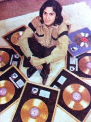 Jean michel jarre, disque d'or, oxygene, ventes