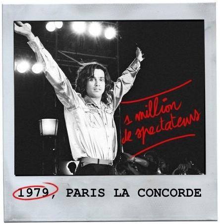La concorde, jean michel jarre,1979