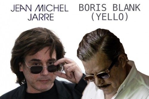 Yello,boris blank,jean michel jarre