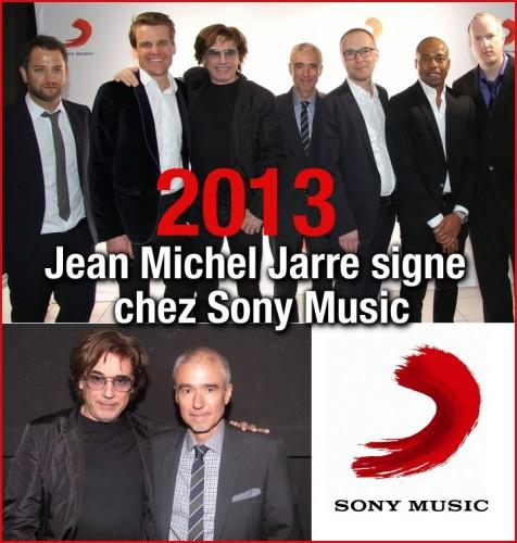 Sony music,2013