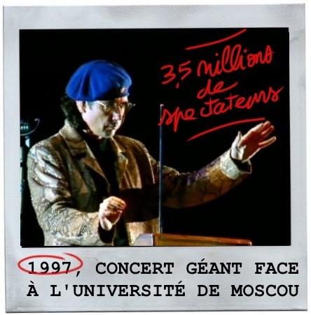 Moscou, jean michel jarre, concert géant, record du monde