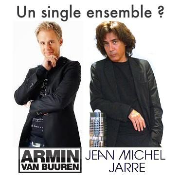 Armin van buuren, jean michel jarre