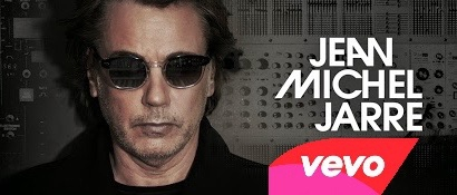 Youtube,jean michel jarre,vevo